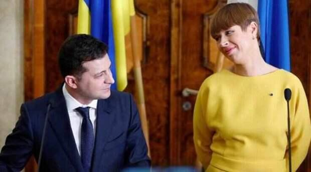 Голос Мордора: Керсти Кальюлайд неприятно удивила украинцев на «Крымской платформе»