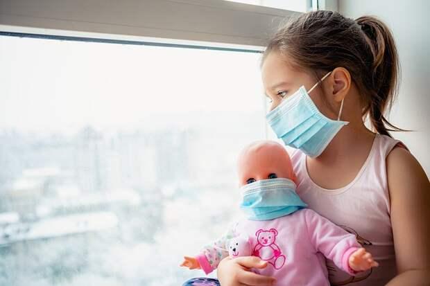 Скрытая угроза коронавируса у детей: болезнь бьет спустя полгода