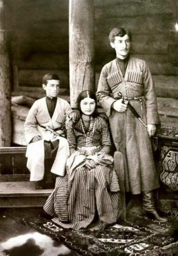 Каталог фотографических видов и типов Кавказа, Персии, европейской и Азиатской Турции