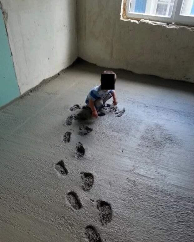 9. А вот здесь родители уже сами пожалели, что позволяют ребенку все идиоты, кошмар, он же ребенок, они же дети, плохие родители, фото, яжемать