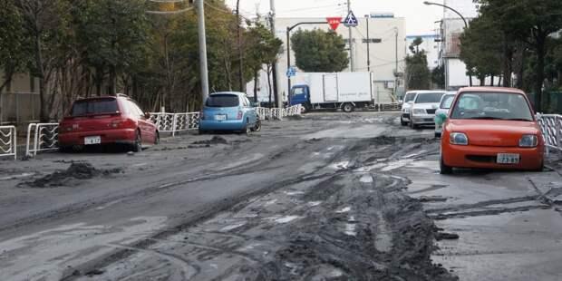 В Токио произошло сильное землетрясение магнитудой 5,6
