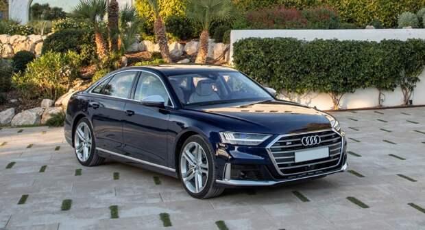 В мае подорожали почти все иномарки Audi на отечественном авторынке
