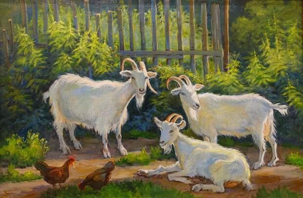 Окозление животноводства, лес дороже нефти и зелёная инфляция