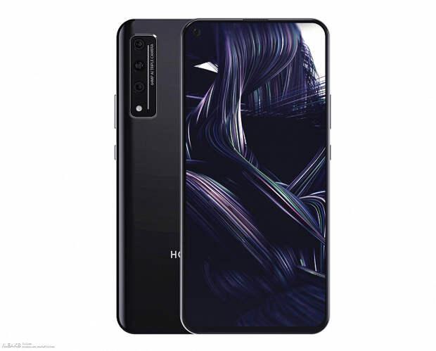 Самый мощный недорогой смартфон, да ещё и с 5G? Появилось первое изображение потенциального бестселлера Honor 10X Pro