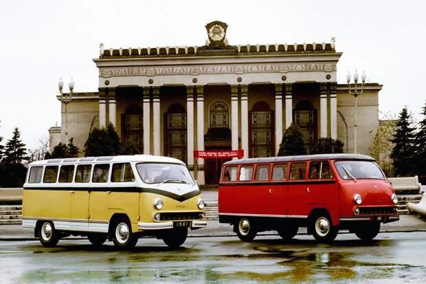 10 забытых автомобилей из Прибалтики