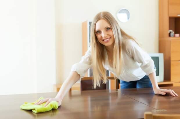 Красивая мебель — неотъемлемый атрибут качественной уборки. /Фото: maidbrilliant.com