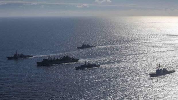 Джонсон: Лондон оставит сторожевые корабли ВМС Великобритании у берегов Джерси