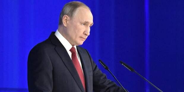 Путин рассказал, как Россия добьется всех целей
