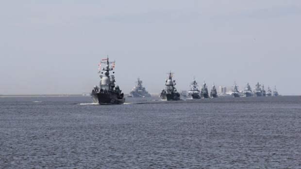 Капитан Дандыкин предрек качественный прорыв ВМФ РФ в ближайшие годы