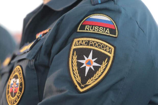 Один человек скончался при пожаре в московской многоэтажке