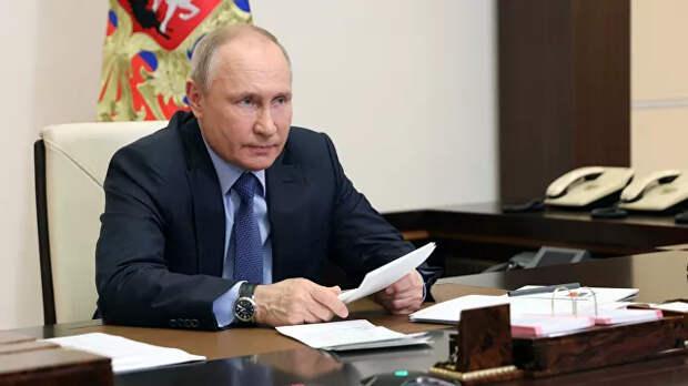 """Путин о желающих откусить часть России: """"мы им выбьем зубы"""""""