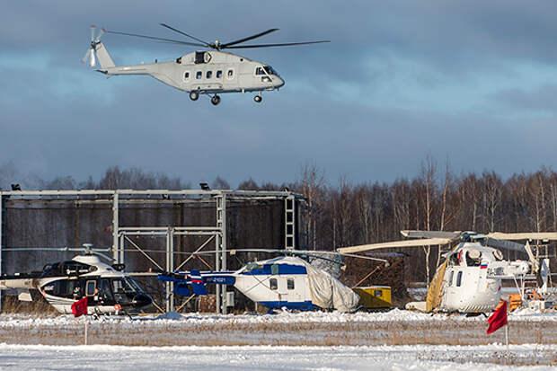По информации нашего источника в ОПК, долги казанского вертолетного завода, которые сейчас составляют 31 млрд рублей, будут частично реструктуризованы