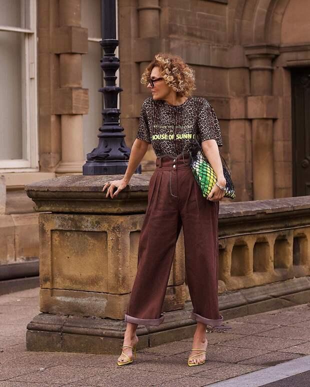 Как одеваться в 50+, чтобы выглядеть моложе