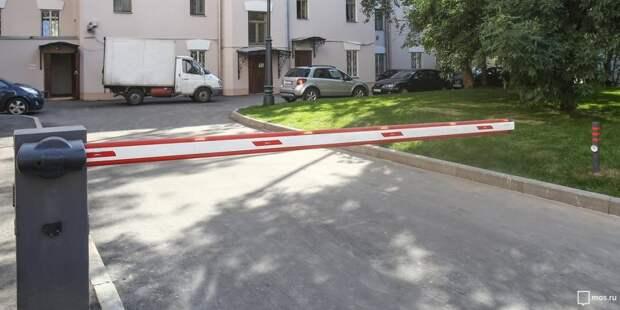 На Ленинградском проспекте жители хотят ограничить въезд во двор