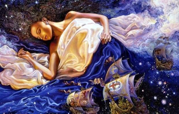 Когда снится и в какие дни сбывается вещий сон - Автор Екатерина Завьялова  - Журнал Женское мнение