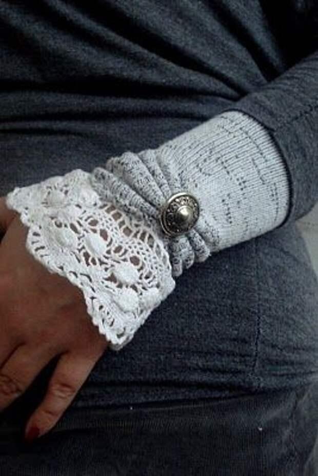 Оригальные свитерки (подборка)