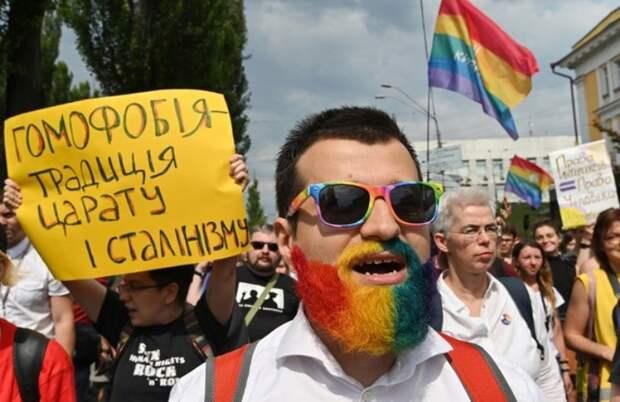 Кравчук: Наше ЛГБТ-сообщество – лучший ответ Русскому миру