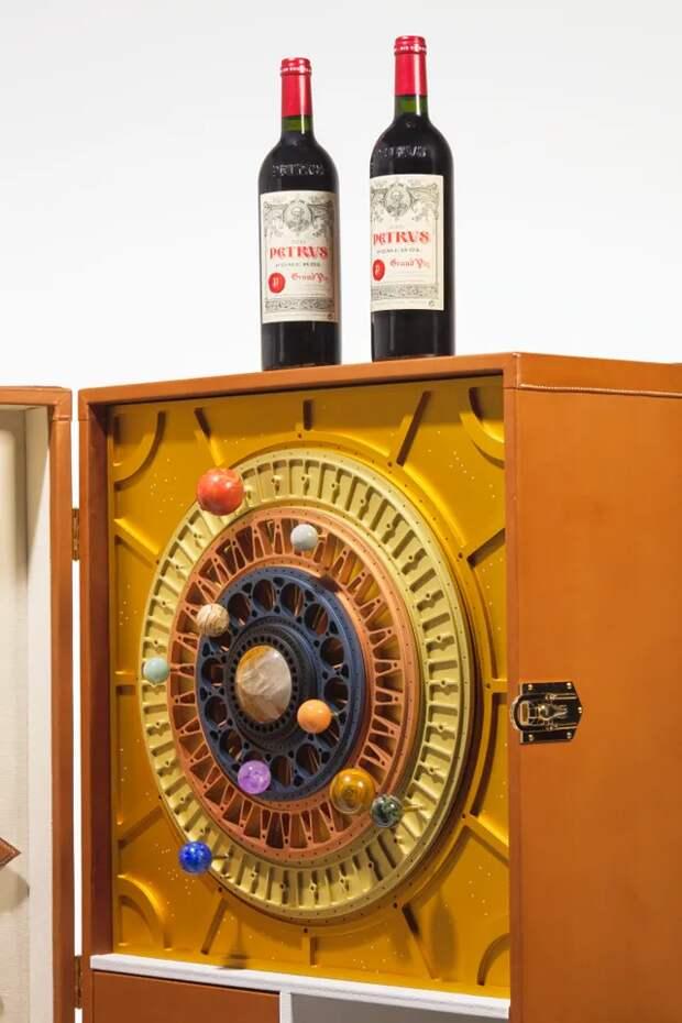 Самое дорогое вино в мире выдержалось в космосе