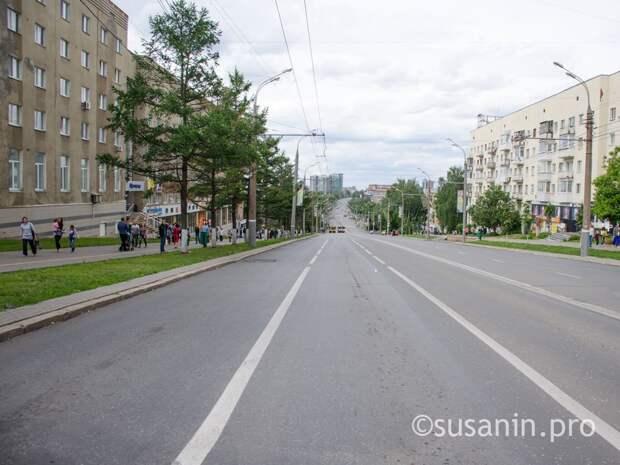Движение на двух улицах Ижевска временно ограничат 19 мая