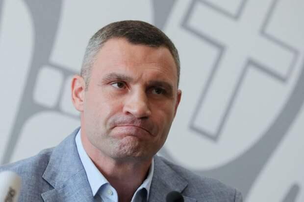 Дело о госизмене и хищении возбудили против мэра Киева Кличко