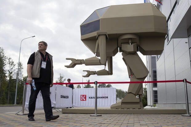 Роботы в действии: как пандемия влияет на будущее вооружённых сил
