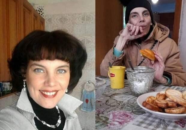 История Галины: волонтеры рассказали о состоянии бездомной женщины из Новороссийска