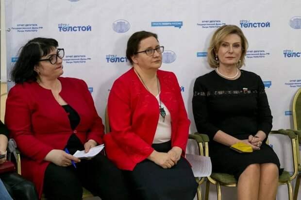 Объединение многодетных семей Москвы поддержало заявление Толстого о повышении доступности детского отдыха