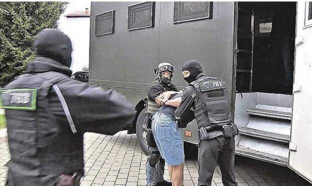 Провокации украинских спецслужб: кто виновен в аресте россиян в Минске?