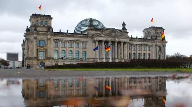 Die Welt: в бундестаге установили, что удар США по Сирии нарушил международное право