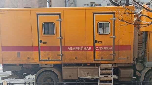 Прорыв трубы оставил без воды более 50 тыс. человек в Смоленской области