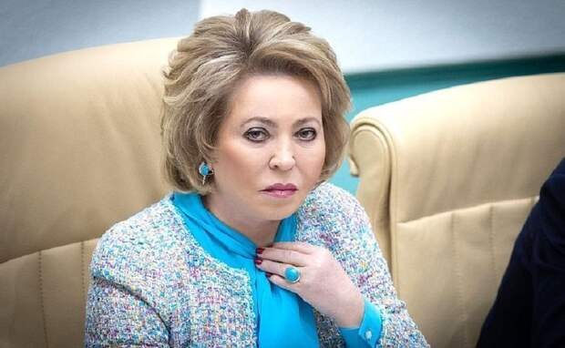 фото: пресс-служба СФ РФ |  Матвиенко заявила о маразме в маркировке товаров