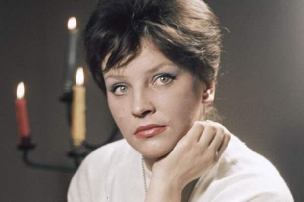 Актриса Эльза Леждей. 1964 год.