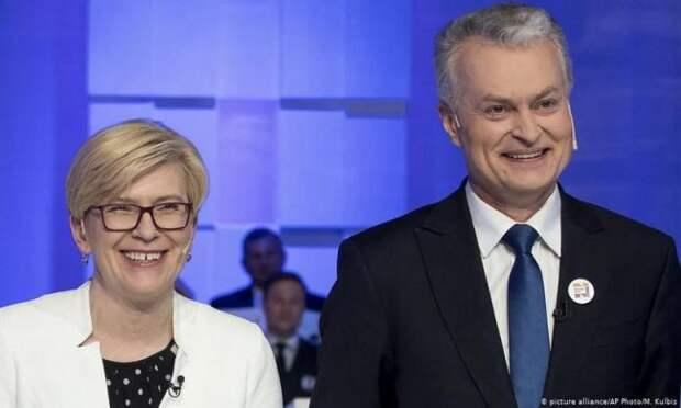 Президент Литвы предложил назначить премьер-министром Ингриду Шимоните