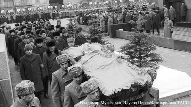 Кладбище случайных людей