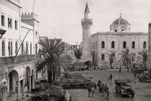 Бенгази, Ливия, 1942 год Фото: AP