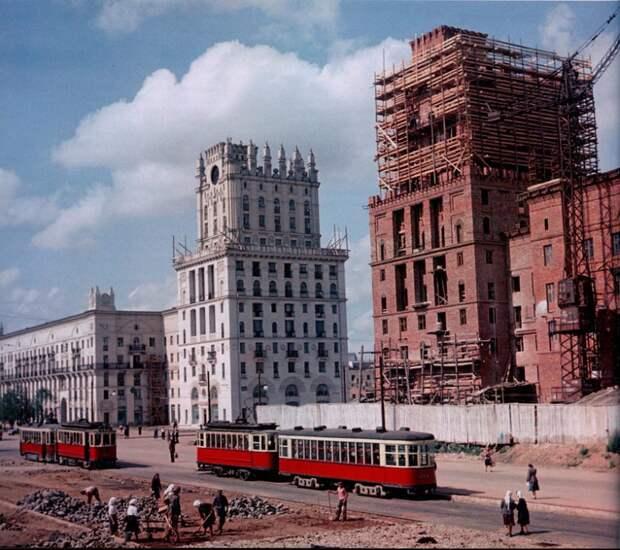 Последний год сталинской эпохи в цвете