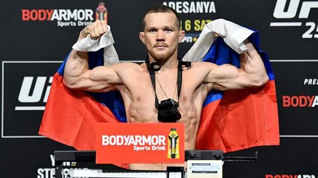 Петр Ян потерял одну позицию в рейтинге UFC вне зависимости от весовой категории