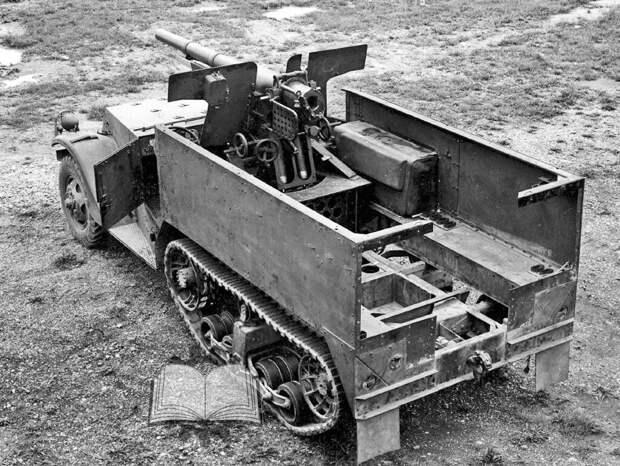 Полугусеничный истребитель танков по-американски