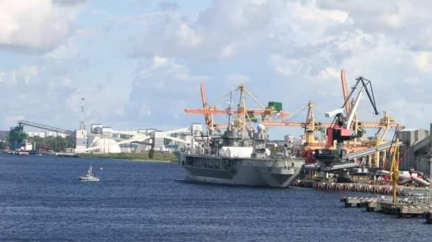 Россия лишает инвесторов Рижского порта последних надежд на прибыль