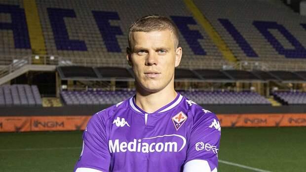 Кокорин официально стал игроком «Фиорентины»