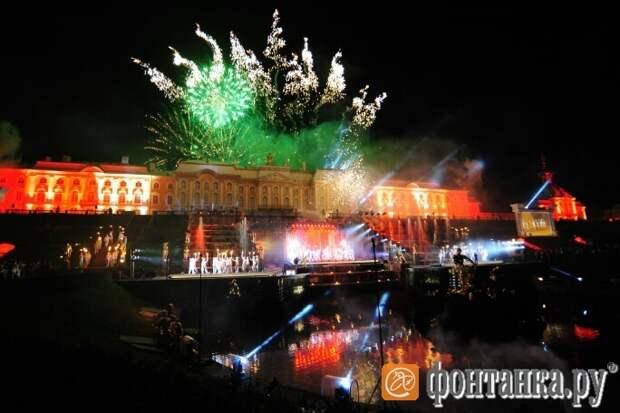 Праздник фонтанов в Петергофе визуализирует историю и покажет инженеров-гениев