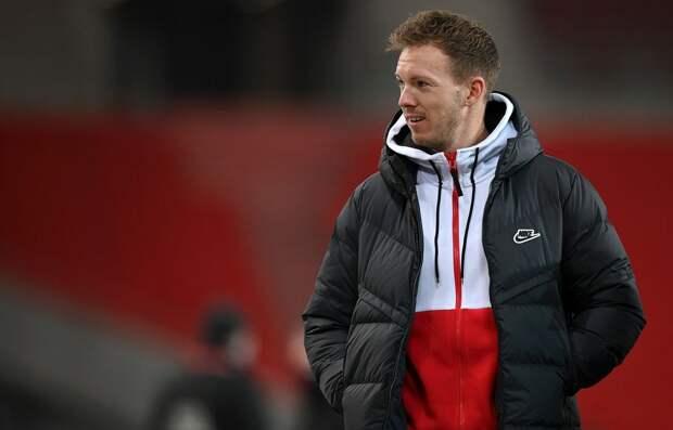 Нагельсман — главный кандидат на пост тренера «Тоттенхэма»