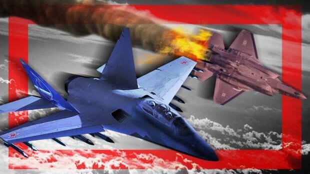 Авиаконструктор из США перечислил шесть признаков истребителя нового поколения