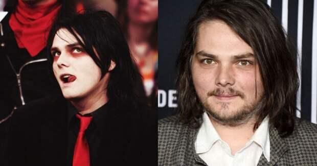 Вот как изменились участники группы My Chemical Romance
