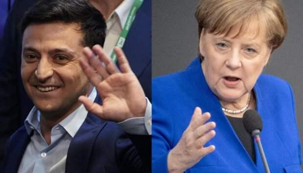 Германский политолог: Меркель вынесла тяжелый для Киева вердикт по России
