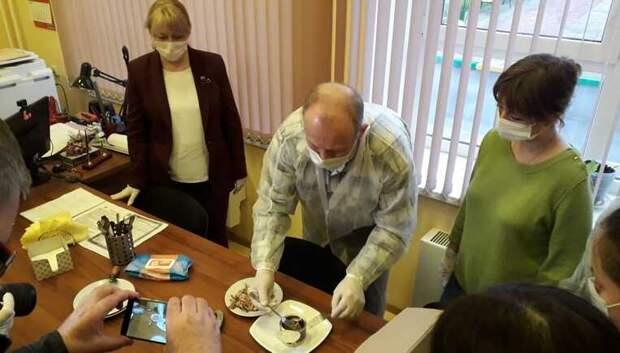 Власти Подольска проверили рыбные консервы в продуктовых наборах школьников