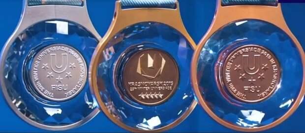 Сборная России лидирует в командном зачете на Всемирной универсиаде в Красноярске