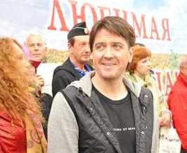 Денис Матросов. Фото из личного архива