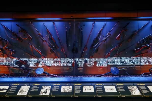 Из филиала музея Вооруженных сил РФ украли 400 экспонатов на 12 млн рублей