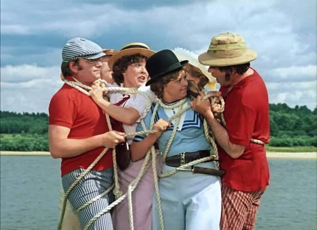 Английский юмор советского разлива – почему не получилась комедия «Трое в лодке, не считая собаки»?